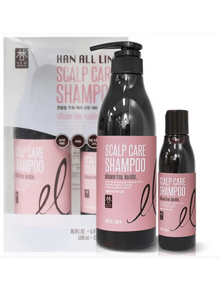 Daeng Gi Meо Ri Han All Lim Scalp Care Shampoo Шампунь для ухода за кожей головы (Набор)