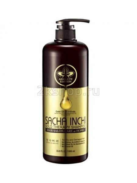 Daeng Gi Meo Ri Sacha Inchi Gold Therapy Shampoo Голд Терапи шампунь