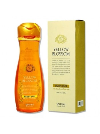 Daeng Gi Meo Ri Yellow Blossom Anti-hair loss care shampoo Шампунь от выпадения волос