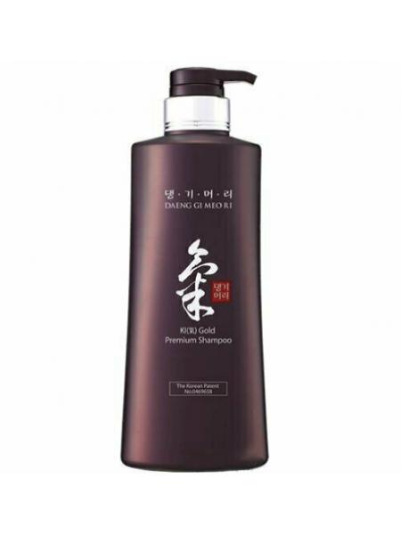 Шампунь для  сухих и и тонких волос с женьшенем Daeng Gi Meo Ri  Ki Gold Premium Shampoo