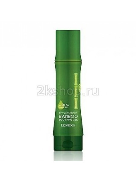 Deoproce Everyday Refresh Bamboo Soothing Gel  Гель для тела бамбук