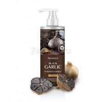 Шампунь для волос с черным чесноком Deoproce Black Garlic Intensive Energy Shampoo