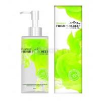 Гидрофильное масло для жирной кожи виноградное  Deoproce Cleansing Oil Fresh Pore Deep