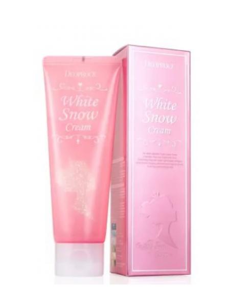 Deoproce White Snow Cream Осветляющий крем для лица