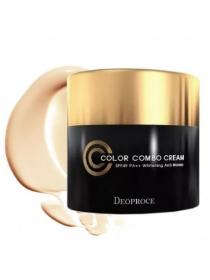 Deoproce Color Combo Cream (CC Cream)  SPF49 PA++ CC крем