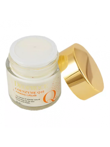 Deoproce Coenzyme Q10 Firming Eye Cream Укрепляющий крем для кожи вокруг глаз с коэнзимом Q10