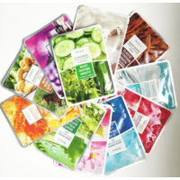 Deoproce Color Synergy Effect Sheet mask set Набор тканевых масок (11шт)