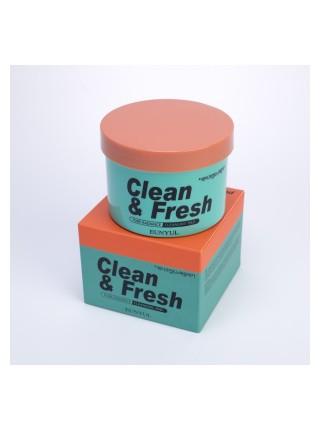 EUNYUL Clean & Fresh Pure Radiance Cleansing Pad Очищающие диски для снятия макияжа