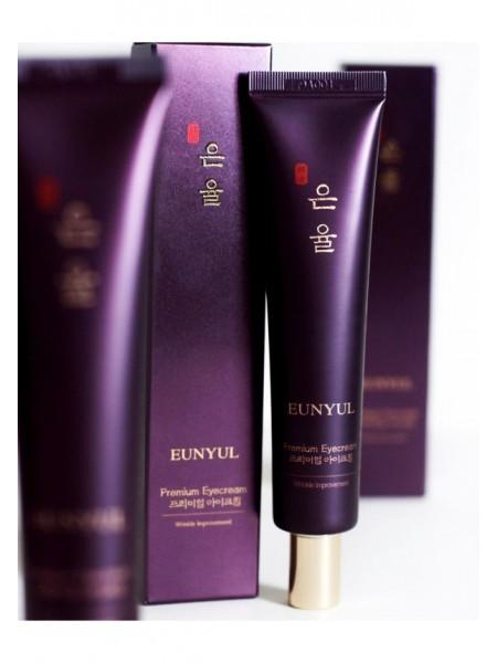 Крем для глаз с красным женьшенем EUNYUL Premium Eye Cream
