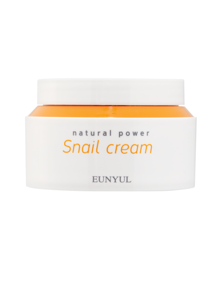 EUNYUL Natural Power Snail Cream Крем с муцином улитки