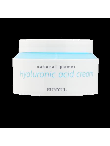 EUNYUL Natural Power Hyaluronic Acid Cream Интенсивный крем с гиалуроновой кислотой