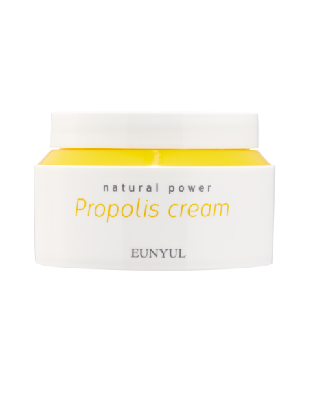 "EUNYUL Natural Power Propolis Cream Крем с прополисом ""Natural Power"""