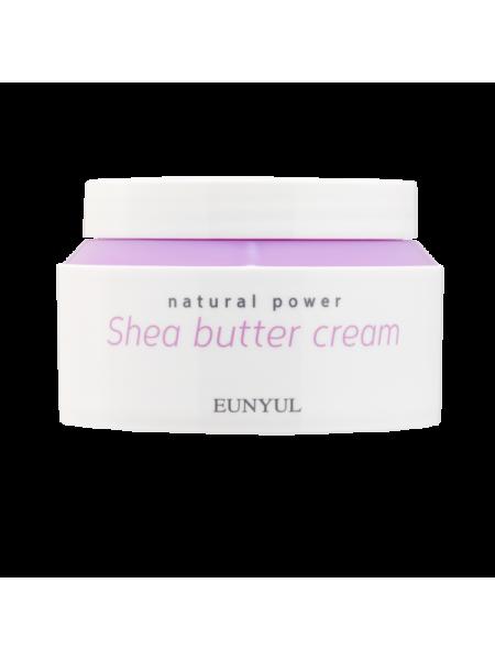 "EUNYUL Natural Power Shea Butter Cream Крем для лицамс маслом ши ""Natural Power"""