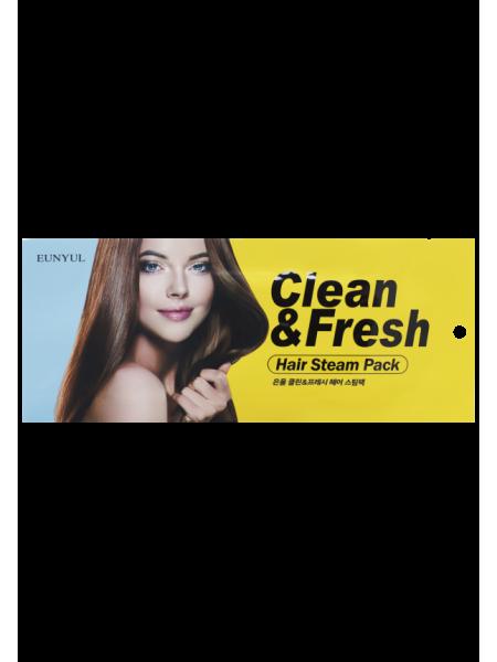 EUNYUL Clean & Fresh Hair Steam Pack Маска-шапочка для волос