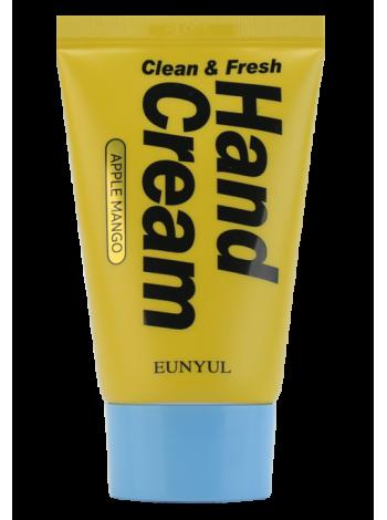 EUNYUL Clean & Fresh Apple Mango Hand Cream Крем для рук с манго