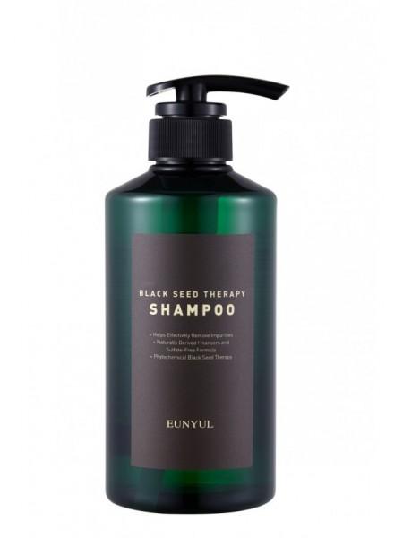 EUNYUL Black Seed Therapy Shampoo Шампунь для волос с маслом черного тмина