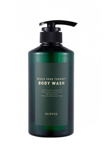 EUNYUL Black Seed Therapy Body Wash Гель для душа с маслом черного тмина