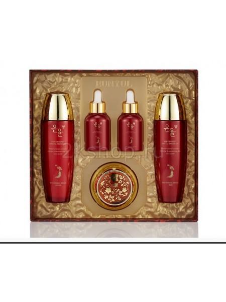 EUNYUL Red Ginseng Special set Подарочный набор с экстрактом красного женьшеня