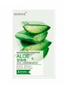 EUNYUL Natural Moisture Mask Pack Aloe Тканевая увлажняющая маска с алоэ