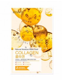EUNYUL Natural Moisture Mask Pack Collagen Тканевая увлажняющая маска с коллагеном