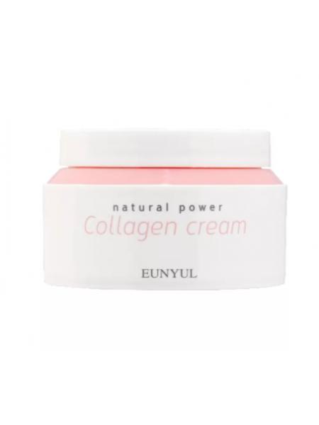 EUNYUL Natural Power Collagen Cream Интенсивный крем с коллагеном