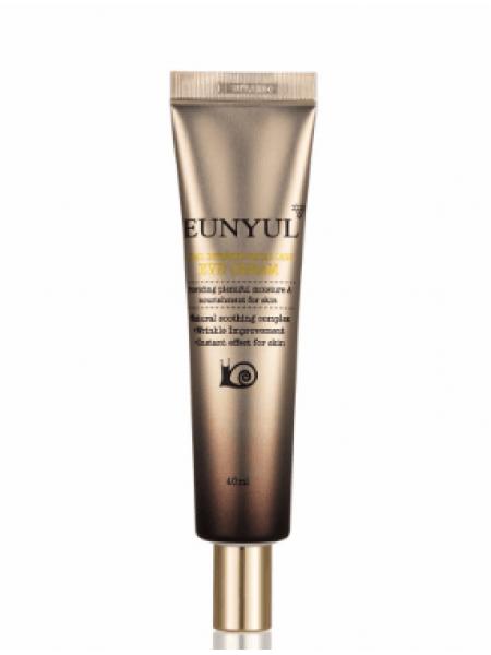 Крем для глаз с муцином улитки EUNYUL Snail Intensive Facial Care Eye Cream