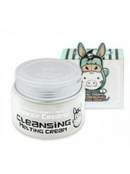 Elizavecca Donkey Creamy Cleansing Melting Cream Крем очищающий