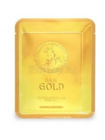 Elizavecca 24k Gold Water Dew Snail  Маска для лица улиточная