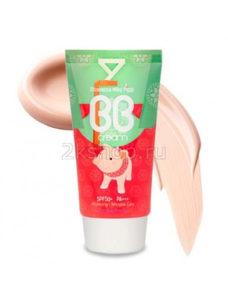 ББ крем Elizavecca Milky Piggy BB Cream