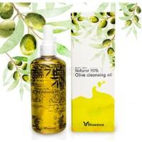 Гидрофильное масло  с оливой Elizavecca Olive 90% Cleansing Oil