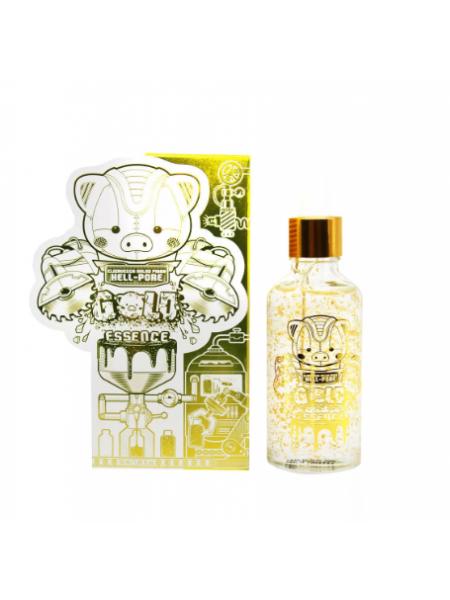 Увлажняющая сыворотка с золотом Elizavecca Milky Piggy Hell-Pore Gold Essence