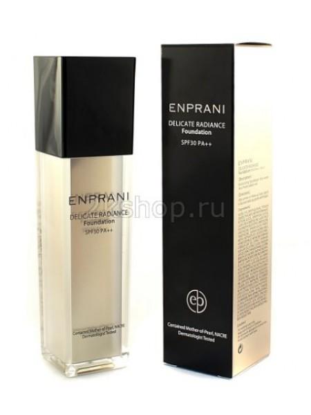"""ENPRANI Delicate Radiance Foundation Тональный крем для лица  """"Деликатное сияние"""""""
