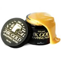 Esthetic House Piolang 24k Gold Wrapping Mask Лифтинг-маска для лица с 24 каратным золотом