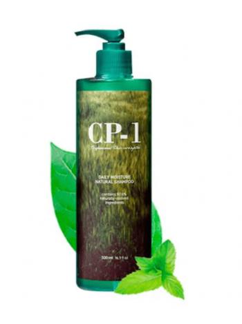 Натуральный увлажняющий шампунь без сульфатов Esthetic House CP-1 Daily Moisture Natural Shampoo