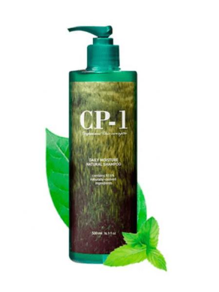Esthetic House CP-1 Daily Moisture Natural Shampoo Натуральный увлажняющий шампунь