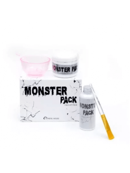 Esthetic House Monster Pack Lift Powder Monster Pack Lift Activator Kit Лифтинг- маска в наборе