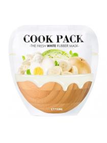Ettang Cook Pack The Fresh White Rubber Mask Осветляющая альгинатная маска для лица