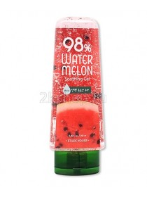 Etude House 98% Watermelon Soothing gel Гель для тела с экстрактом арбуза