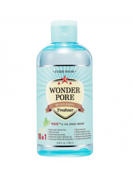 Etude house WONDER PORE FRESHNER  Тоник для лица