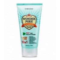 Пенка для умывания и очищения пор Etude house Wonder pore deep foaming cleanser
