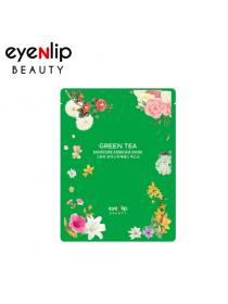 EYENLIP Green Tea Essence Mask Тканевая увлажняющая маска с экстрактом зеленого чая