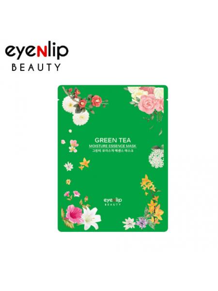 Тканевая увлажняющая маска с экстрактом зеленого чая EYENLIP Green Tea Essence Mask