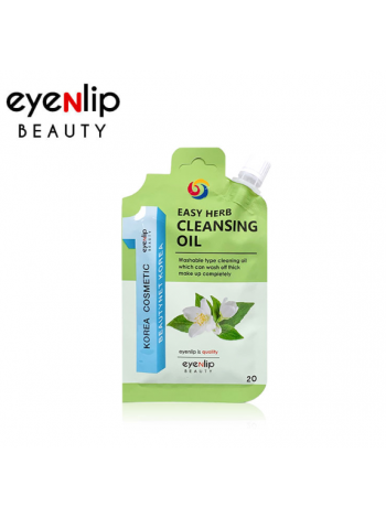 EYENLIP Easy Herb Cleansing Oil Гидрофильное масло с экстрактами трав