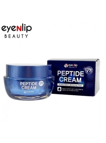 Крем для лица с пептидами Eyenlip Peptide P8 Cream