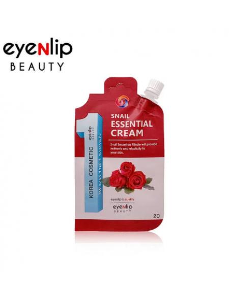 EYENLIP Snail Essential Cream Крем с муцином улитки