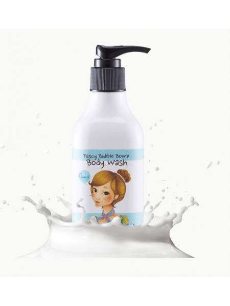 Fascy Bubble Bomb Body Wash Milk Гель для душа молочный