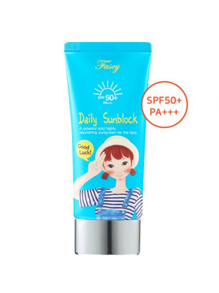 FASCY Daily Sunblock Крем солнцезащитный SPF 50+PA+++