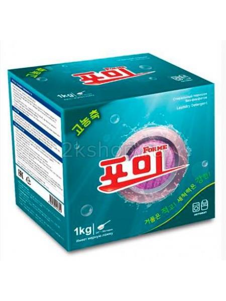 For Me High Сoncentrate Detergent  Высококонцентрированный стиральный порошок
