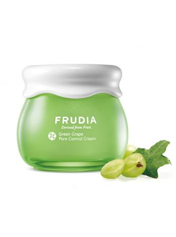 Frudia Green Grape Pore Control Cream Себорегулирующий крем с зеленым виноградом