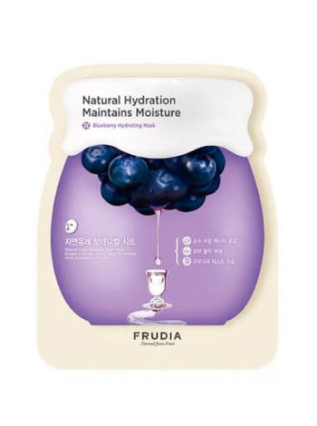 Frudia Blueberry Hydrating Mask Увлажняющая маска с черникой